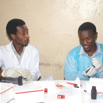 Promoting Sickle Cell awareness in schools