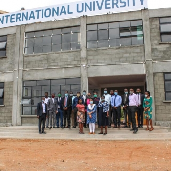 National Council for Higher Education(NCHE) visit our New Home
