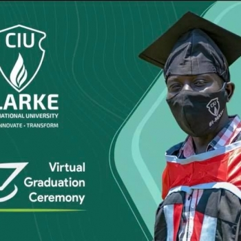 CIU Celebrates 11th Graduation